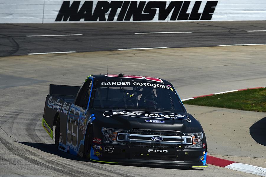 2019 – Martinsville Speedway Recap